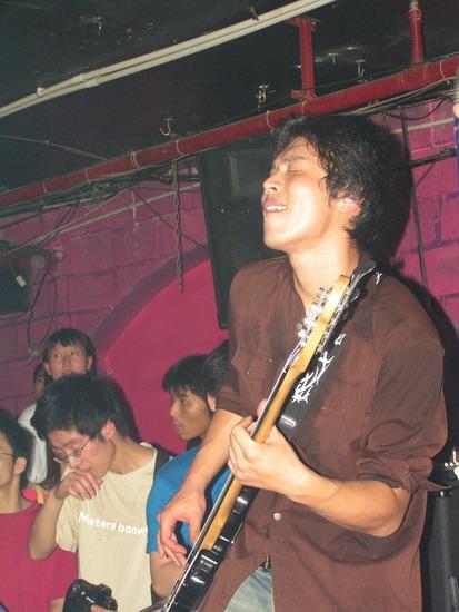 组图:谢天笑与冷血动物广州激情滂湃的一夜