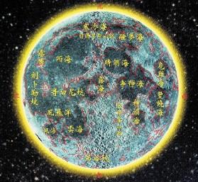 月球结构构造_假如月球真是空心的那内部结构肯定是这样