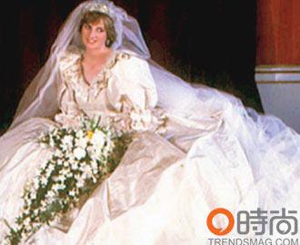 英国王室新娘::戴安娜·斯宾-世界10位最美的王室新娘