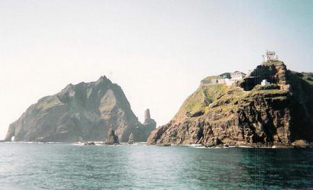 """据日本《读卖新闻》报道,日本政府决定在包括竹岛(韩国称""""独岛"""")"""