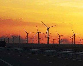 十一五甘肃工业增速加快 新能源产业成亮点