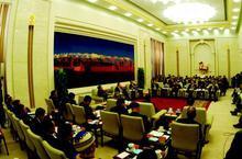甘肃十一次党代会各代表团继续讨论陆浩所作报告