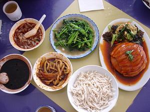 张掖特产—西北大菜