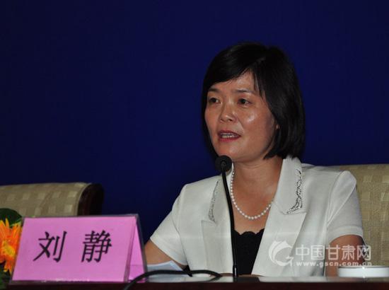 漳县县长刘静