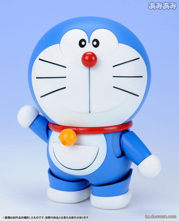 萌你没商量!可爱机器猫经典玩具欣赏