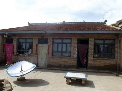 农村两间房设计图纸 农村房一楼设计图纸 农村砖瓦房设计 宽518×