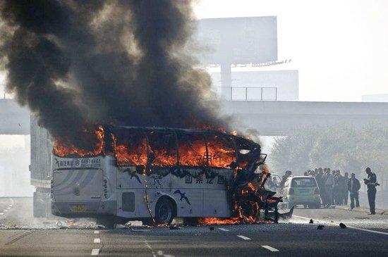 京津唐高速致5名德国人遇难车祸