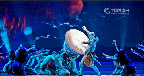 《鼓舞中国》--上篇《陶鼓祭》