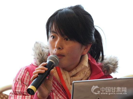 甘肃省互联网新闻中心记者提问