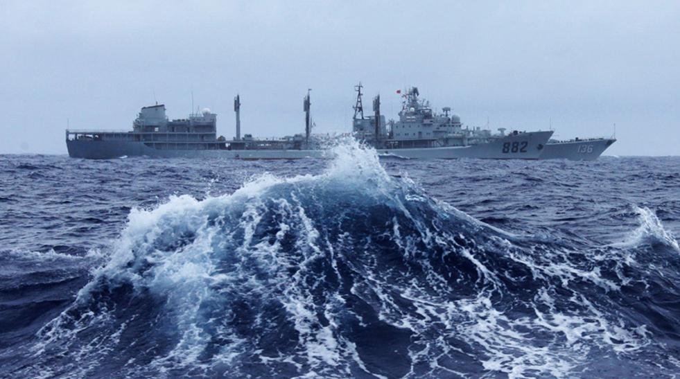 尼日利亚海军一架直升机坠毁至少6人死亡