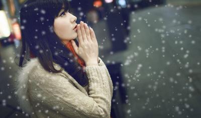 一个人的下雪天