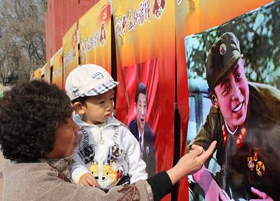 学雷锋50周年纪念日 甘肃启动万名青年志愿者学雷锋活动