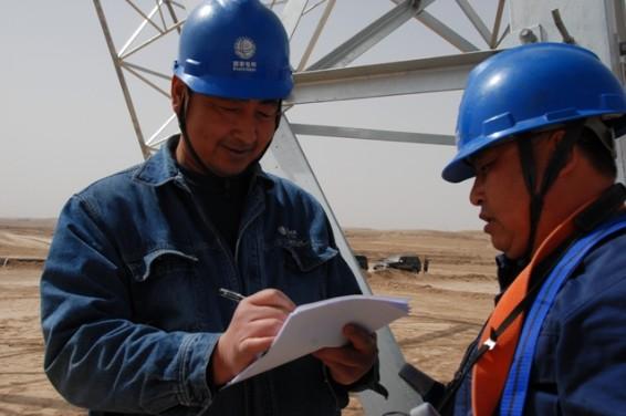 国内首条特高压输电线路铁塔分部工程中间验收侧记