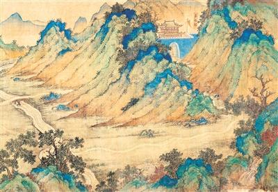 《郑和航海图》(即《武备志·航海图》)两相合璧,充分证明明代