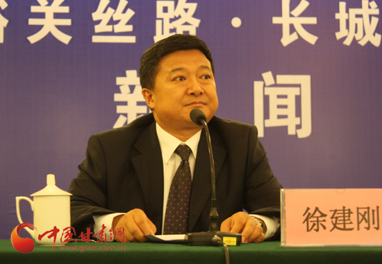 嘉峪关市委外宣办主任  徐建刚