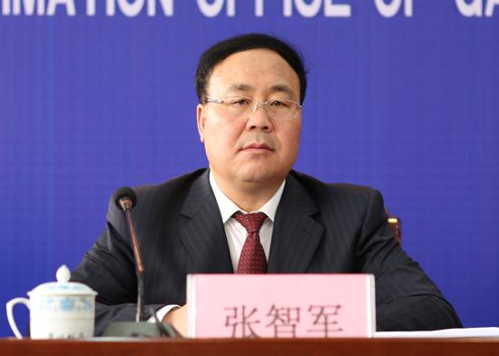 省财政厅副厅长  张智军