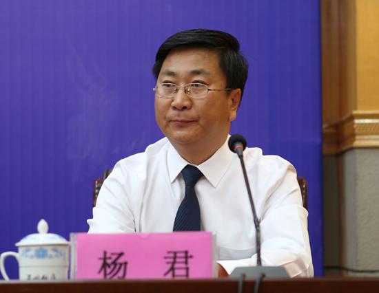 民乐县委书记 杨君