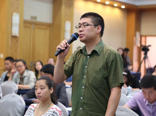 中国日报甘肃站记者提问