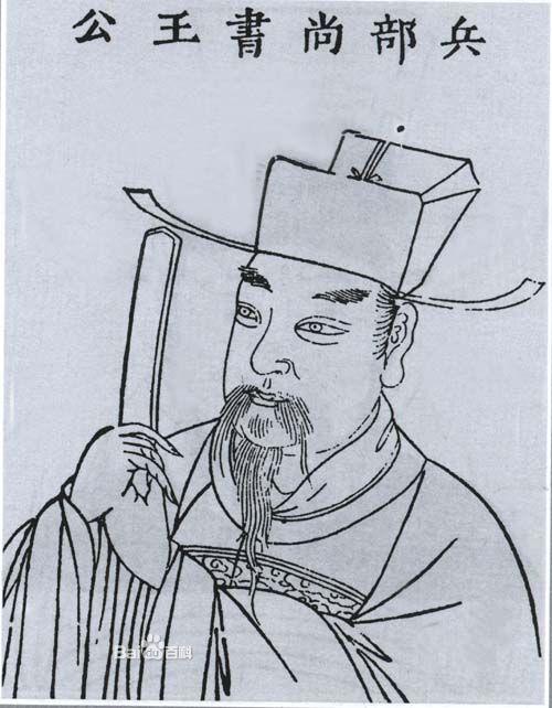 回族服饰手绘画