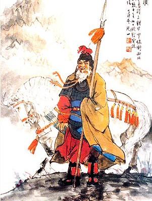 """邑城夺取叛军的军旗,威名显赫.三个月后,""""七国之乱""""被平定,李"""