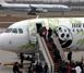 兰州至首尔国际包机首航成功