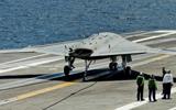 X-47B着舰后故障