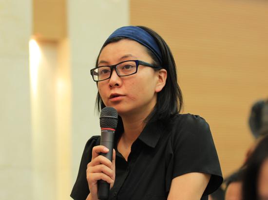 中国教育报记者提问