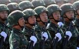 中国兵种编制