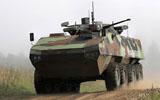 俄最新装甲车