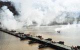 新一代重型舟桥列装高原一年形成战斗力