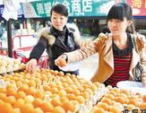 兰州鲜鸡蛋零售价涨至每斤5元