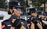直击监狱女子特警队 承担安全警戒狱外押解等任务