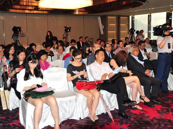 中国·陇西第二届世界李氏文化旅游节新闻发布会