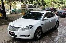 君威2012款18.8万