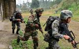 中印陆军反恐训练