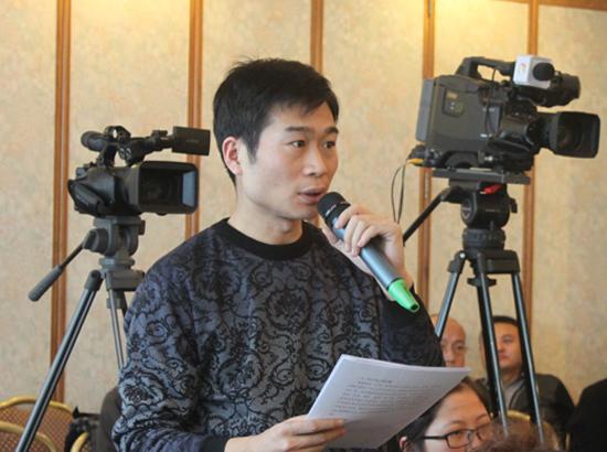 中国经济时报记者提问
