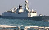 中国护航叙化武