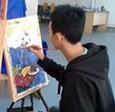 高考美术专业开始评卷