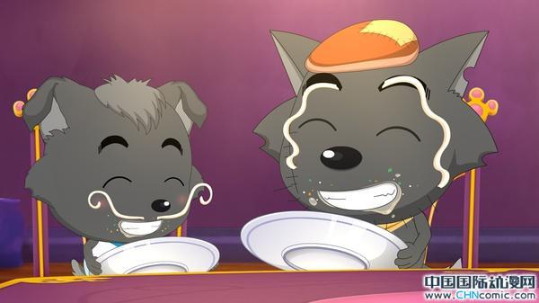 可爱的小灰灰不但在《喜羊羊与灰太狼大电影6》中学会了飞翔,更为了