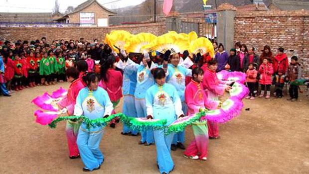 陇南市春节文化活动丰富多彩(组稿)