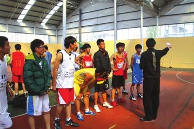 今年甘肃省体育类专业高考即将展开(图)