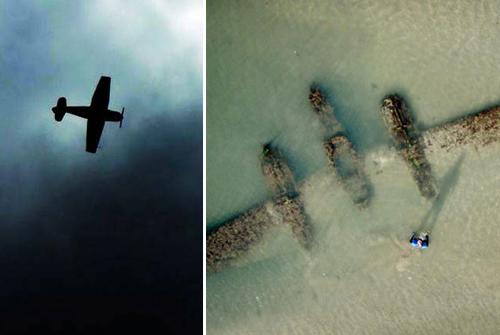 盘点飞机神秘失踪传说