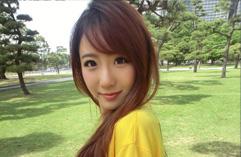 日本女球迷钟情恒大 完美身材清纯可爱楚楚动人