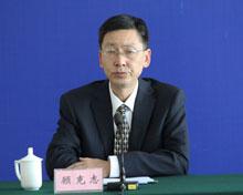 省政府新闻办副主任顾克志