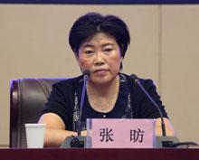 陇南市委常委、宣传部长张昉