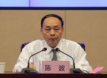 省统计局副局长陈波