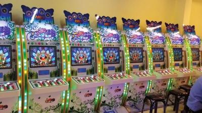 兰州铁路东村警方捣毁赌博窝点 收缴赌博游戏