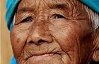甘南藏族阿妈