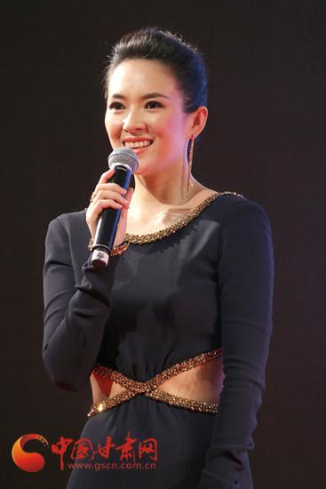 【第23届金鸡百花电影节】最佳女主角:章子怡