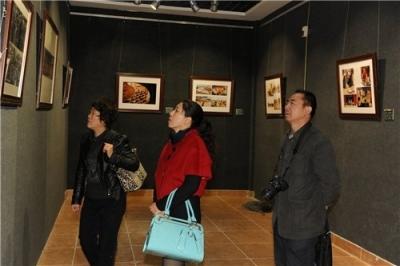 第三届国际文化产业大会暨第七届甘肃省文博会敦煌分会场开幕式举行